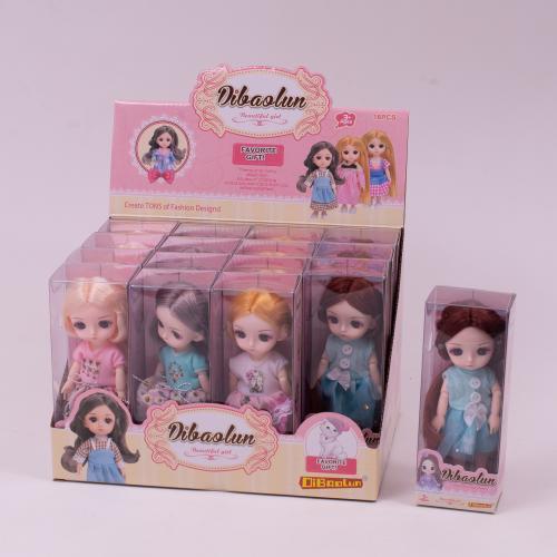 Кукла, шарнирная, YT054D