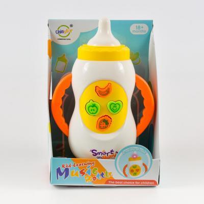 """Музыкальная погремушка """"Milk Bottle"""", QF366-020"""