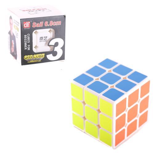 Кубик EQY522 (84шт) 7см, в кор-ке, 7-7-7см, EQY522