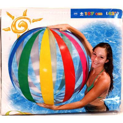 Мяч надувной Intex