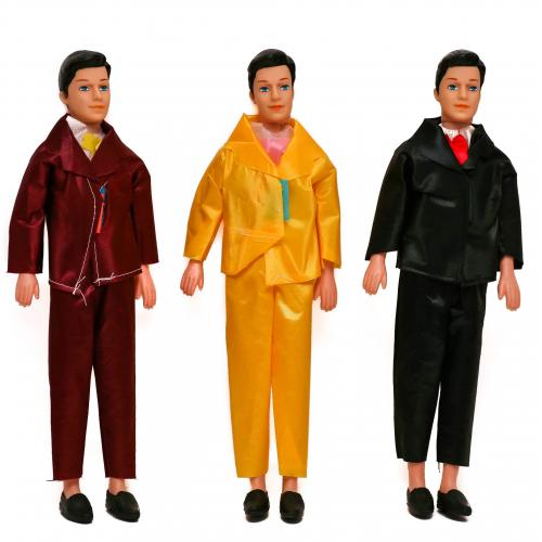 Кукла Кен 4 вида, 3917C