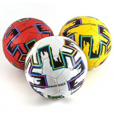 Мяч футбольный 2500-150 (30шт) размер 5, ПУ1,4мм