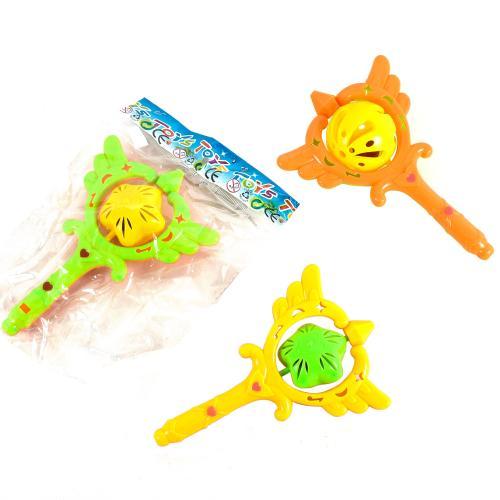 Погремушка -дудка, крылышки-шарик, 3667