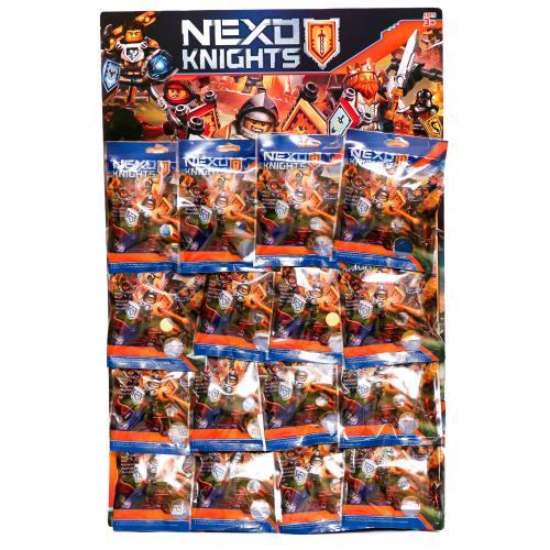 "Конструтор ""NEXO"" (планшет 16 шт. ), 57307"