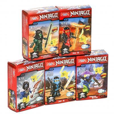 "Конструктор "" Ninjago"" (коробка 12 шт.) р.25*12*7"