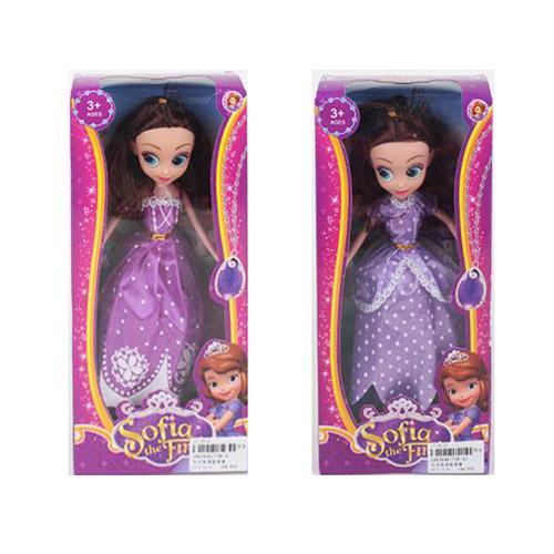 Кукла DPS, 24см, 2вида, в кор-ке, 12,5-27-5см, 730-A-A1