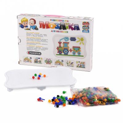 Мозаика для маленьких (350 елементов)