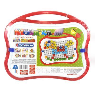 Мозаика для малышей в чемодане (100 елементов)