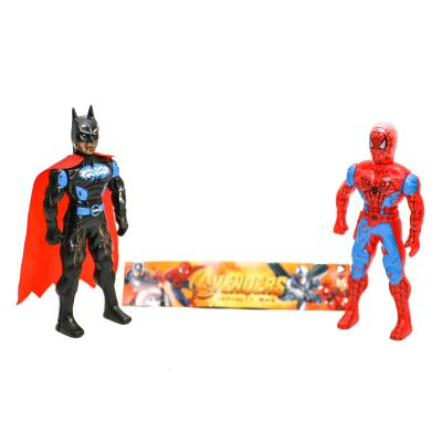 Супергерой 20см, свет, 2вида(BT,СП), на бат(таб)