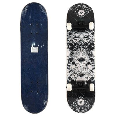 Скейт дерево 7 слоёв, металлическая подвеска, колесо ПУ