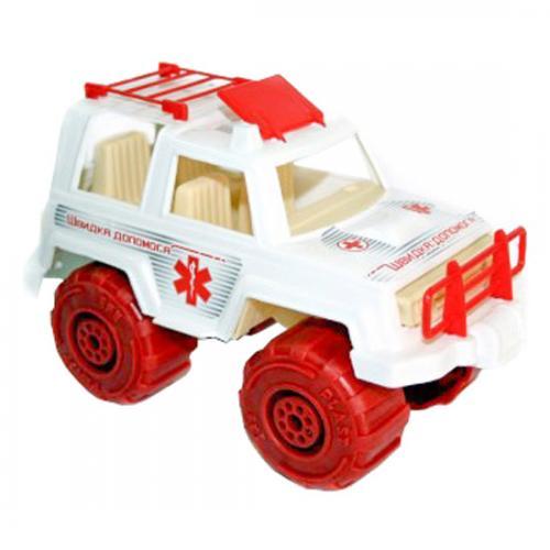"Детская машинка ""Швидка допомога"", МГ 164"
