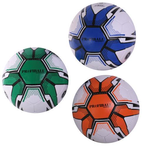 Мяч футбольный 3000-14ABC (30шт) размер5,ПУ1,4мм,3, 3000-14ABC