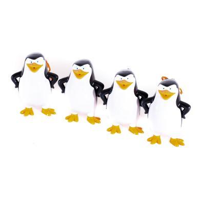 Водяной пистолет пингвин, 4шт, от 10см, микс видов