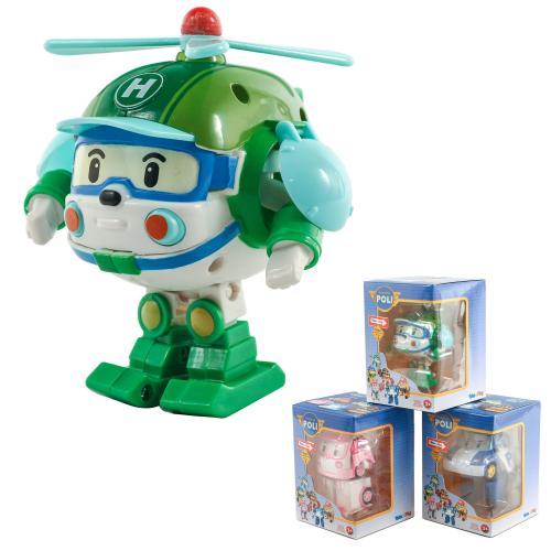 Трансформер RP, робот+машинка, 9см, 4вида, в кор, 83168P