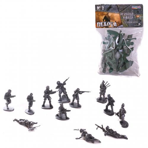 Детский набор солдатиков, CP 1-040