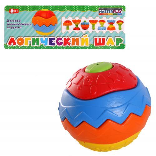 Детский логический шар, CP 1-078