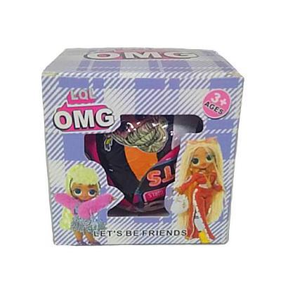 Кукла-сюрприз LOL OMG