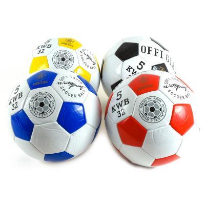 Мяч футбольный №5, PU, 230 грамм, MI