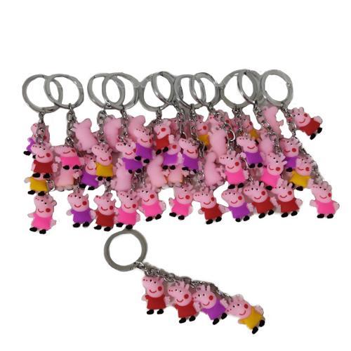 """Брелок """"Свинка Пеппа"""" (цена за упаковку), S 3030"""