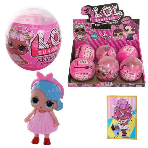 Кукла в яйце, 7008-6