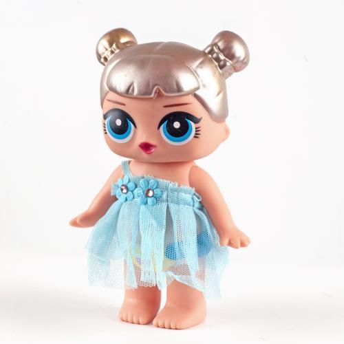 Кукла , дисплей 6 шт, 1063