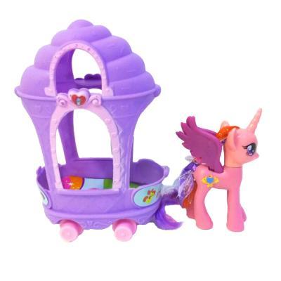 Карета-пони в пакете