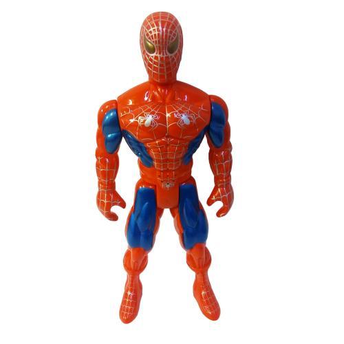 Супергерой, с подсветкой, в пакете, 4064-11-68