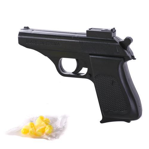 Пистолет пульки, в пакете, 003-1-1