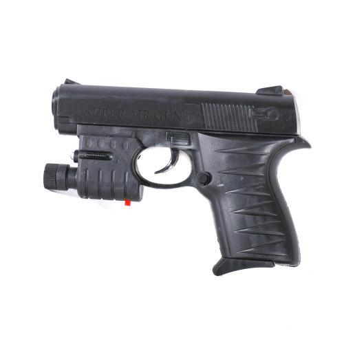 Пистолет пульки,в пакете, 0621B