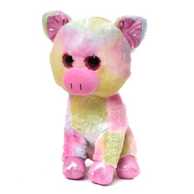 Мягкая игрушка MP 1751 (36шт) свинка, размер средн