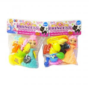 Кукла Принцесса, с аксессуарами, в пакете