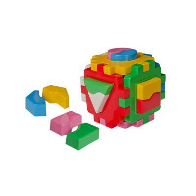 """Куб """" Розумний малюк"""" Логіка 1"""