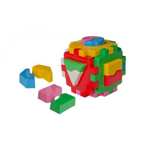 """Куб """"Умный малыш"""", Техно 2452"""