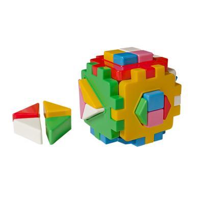 """Куб """" Розумний малюк"""" Логіка 2"""