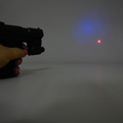 Пистолет HC-777L (180шт) 15см, на пульках, свет, л, HC-777L
