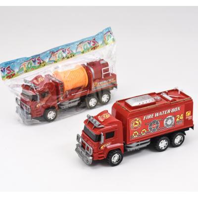 Пожарная машина 128-1-2-3-4 (144шт) инер-я, 22,5с, 128-1-2-3-4