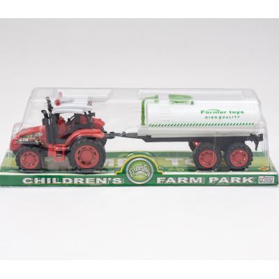 Трактор 2012-21 (72шт) инер-й, с прицепом (цистерн, 2012-21