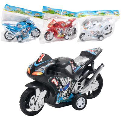 Мотоцикл, инерционный