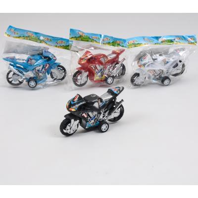Мотоцикл, инерционный, 005-1