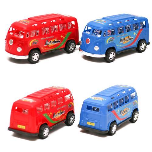 Автобус 595-14-15 (360шт) инер-й, 16,5см, 2вида по, 595-14-15