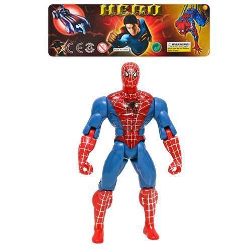 Супергерой 8077 А-1 (216шт) СП, свет, 25см, в куль, 8077 А-1