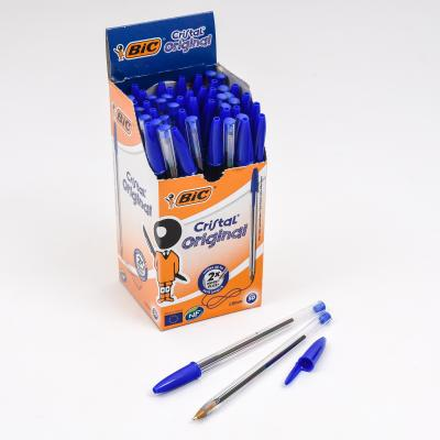 Ручка BIC, шариковая, синяя, 50 шт. (цена за штуку), BIC-8373609
