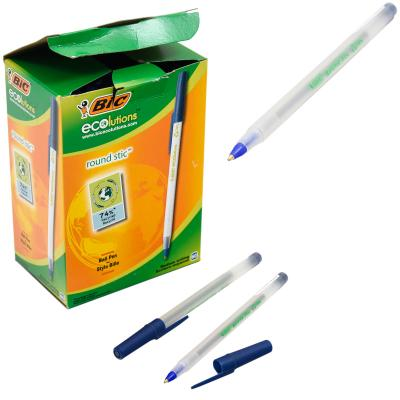 Ручка BIC, синяя, 60 шт. (цена за штуку)