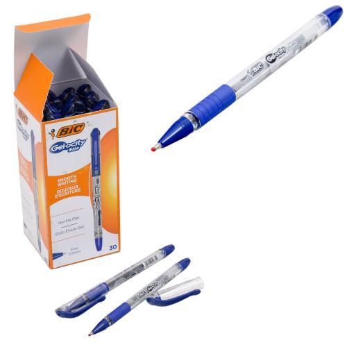 Ручка BIC, синяя, 30 шт. (цена за штуку), BIC-CEL1010265