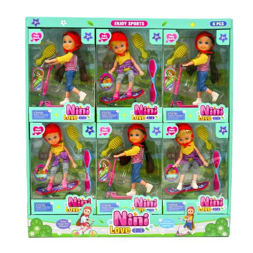 Кукла Nini Love, 53827