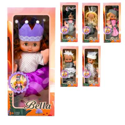 Кукла Bella, мягконабивная