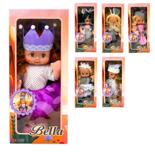 Кукла Bella, мягконабивная, X007-M