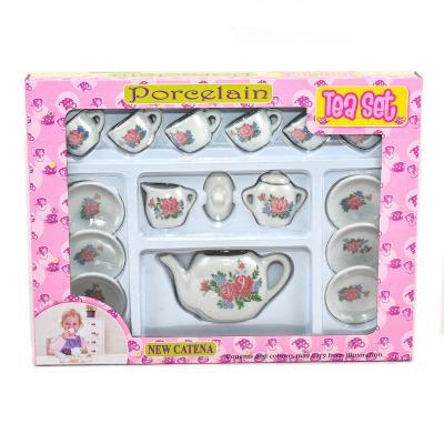Фарфоровый набор посуды