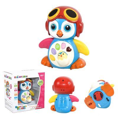 """Музыкальная развивающая игрушка """"Пингвинчик"""""""