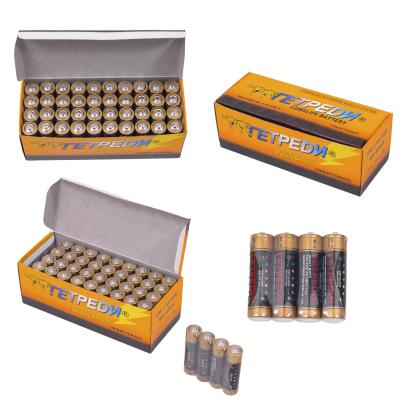Батарейка пальчиковая Гетреди (цена за 4 шт.)